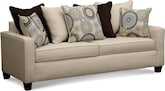 Living Room Furniture-Trocadero Sofa
