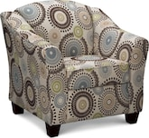 Living Room Furniture-Trocadero Chair