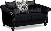 Living Room Furniture-Preston Loveseat