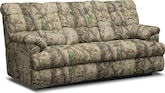 Living Room Furniture-Stockbridge Dual Reclining Sofa