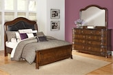 Bedroom Furniture-Emory 5 Pc. King Bedroom