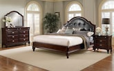 Bedroom Furniture-Dover 6 Pc. King Bedroom