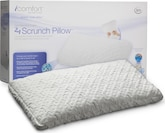 Mattresses and Bedding-iComfort Scrunch Queen Scrunch Pillow