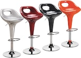 Dining Room Furniture-The Percy Collection-Percy Adjustable Barstool