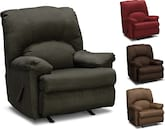 Living Room Furniture-The Cormack Collection-Cormack Rocker Recliner
