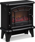 Accent and Occasional Furniture-Lincoln Electric Fireplace