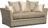 Living Room Furniture-Calexico Loveseat