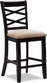 Dining Room Furniture-Davis II Counter-Height Stool