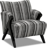 Living Room Furniture-Pryce Accent Chair