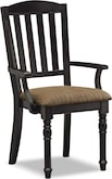 Dining Room Furniture-Evelyn Arm Chair