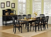 Dining Room Furniture-The Evelyn Collection-Evelyn Table