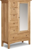 Bedroom Furniture-Wentworth Light Master Chest