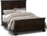 Bedroom Furniture-Pasadena Queen Bed