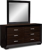 Bedroom Furniture-Wonderland Dresser & Mirror