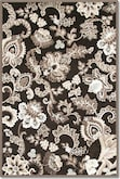Rugs-The Napa Floral Collection-Napa Floral Area Rug (5' x 8')