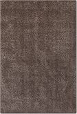 Rugs-The Comfort Brown Shag Collection-Comfort Brown Shag Area Rug (5' x 8')