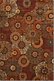 Rugs-The Chandra Collection-Chandra Area Rug (5' x 8')
