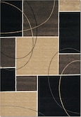 Rugs-The Dark Pratt Collection-Dark Pratt Area Rug (5' x 8')