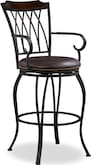 Dining Room Furniture-The Porter Collection-Porter Counter-Height Stool