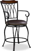 Dining Room Furniture-Porter Counter-Height Stool