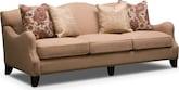 Living Room Furniture-Fairchild Bark Sofa