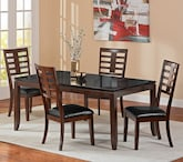 Dining Room Furniture-The Specter Collection-Specter Dining Table