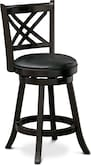 Dining Room Furniture-Reilly Counter-Height Stool