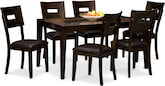 Dining Room Furniture-Blake 7 Pc. Dinette