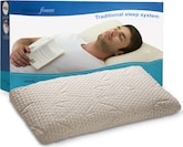 Mattresses and Bedding-The Traditional Collection-Traditional Queen Traditional Pillow