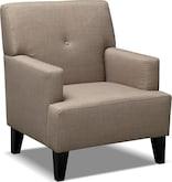 Living Room Furniture-Exeter Accent Chair