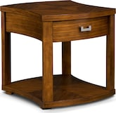 Accent and Occasional Furniture-Cole End Table