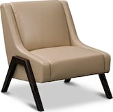 Accent and Occasional Furniture-Bishop Accent Chair