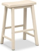 Dining Room Furniture-Bailey Saddle Stool