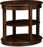 Accent and Occasional Furniture-Riverdale End Table