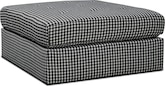 Living Room Furniture-Largo Cocktail Ottoman
