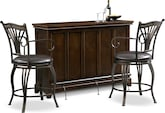 Dining Room Furniture-The Carlton Morgan Collection-Carlton Bar