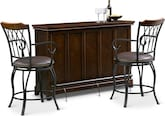 Dining Room Furniture-The Carlton Winfield Collection-Carlton Bar