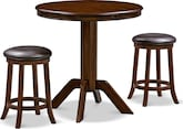 Dining Room Furniture-Welch Cullen 3 Pc. Counter-Height Dinette