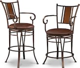 Dining Room Furniture-The Heath Collection-Heath Counter-Height Stool