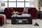Living Room Furniture-The Solace Poppy Collection-Solace Poppy Sofa