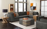 Living Room Furniture-The Oslo Collection-Oslo 2 Pc. Sectional