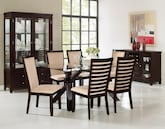 Dining Room Furniture-The Caravelle Paragon Collection-Caravelle Dining Table