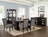 Dining Room Furniture-The Costa Karmon Gray Collection-Costa Table