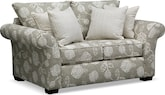 Living Room Furniture-Hadley Loveseat