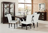 Dining Room Furniture-The Reese Vero White Collection-Vero White Chair