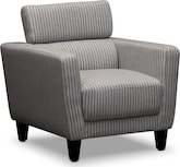 Living Room Furniture-Pompano Accent Chair