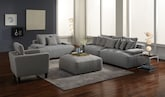 Living Room Furniture-The Mello Collection-Mello 2 Pc. Sofa