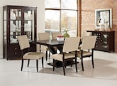 Dining Room Furniture-The Reese Keefe Beige Collection-Keefe Beige Chair