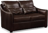 Living Room Furniture-Muldoon Loveseat