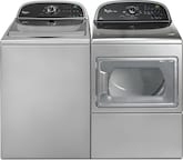 Washers and Dryers - Whirlpool Collection<br>Model WTW5800BC/YWED5800BC